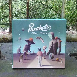 CD Pusakata - Dua Buku