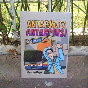 Buku - Antarkota Antarpuisi