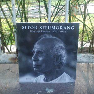 Buku - Biografi Pendek Sitor Situmorang