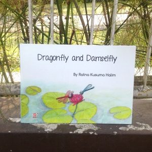 Buku - Dragonfly and Damselfly