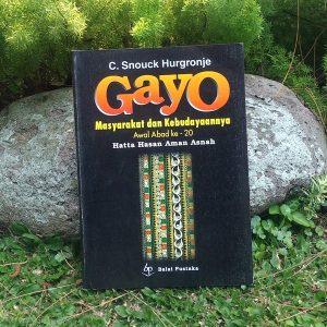 Buku - Gayo