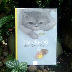 Buku - Tuan Kucing & Gadis Kecil