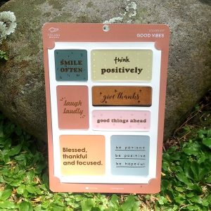 Sticker Set - Good Vibes