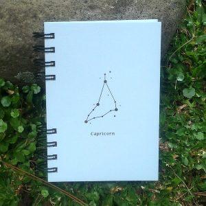 Buku Catatan Capricorn