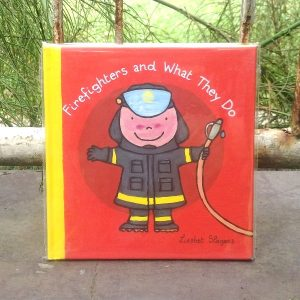 Buku - Firefighters and What They Do