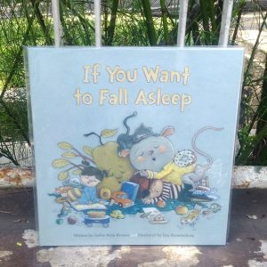 Buku - If You Want to Fall Asleep