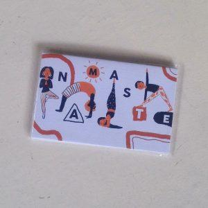 Greeting Cards - Namaste