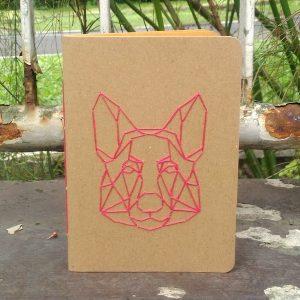 Pocket Note Red Fox