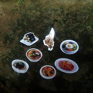 Sticker Set - Korean Food 1