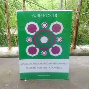 Buku - Masalah Angkatan dan Periodisasi Sejarah Sastera Indonesia