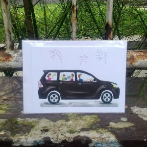 Greeting Card - Happy New Year