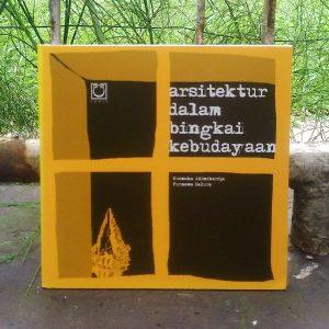 Buku - Arsitektur dalam Bingkai Kebudayaan