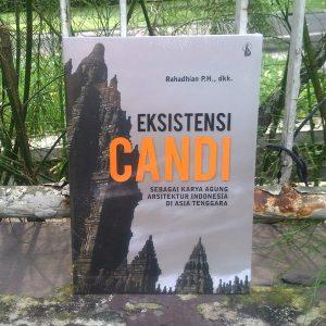Buku - Eksistensi Candi
