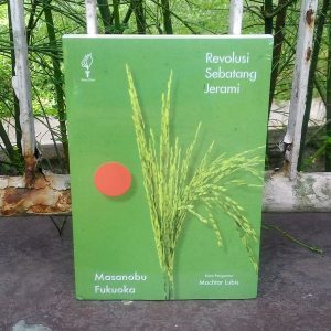 Buku - Revolusi Sebatang Jerami