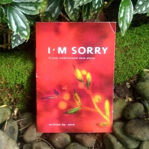 Zine - I'm Sorry