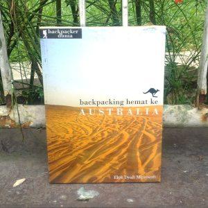 Buku - Backpacking Hemat ke Australia