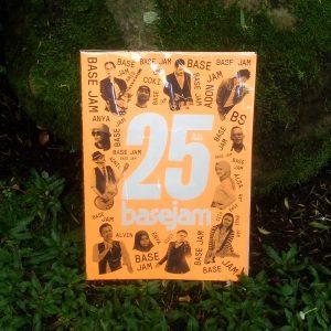 Poster - 25 Tahun Base Jam