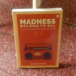 Buku - Madness Belong to All