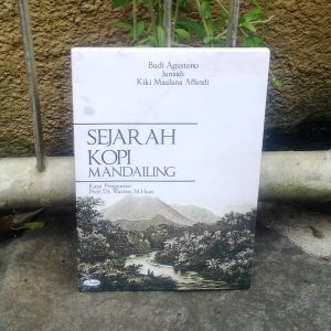 Buku - Sejarah Kopi Mandailing