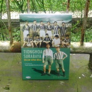 Buku - Tionghoa Surabaya dalam Sepak Bola