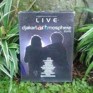 DVD Live Djakartmosphere 2010