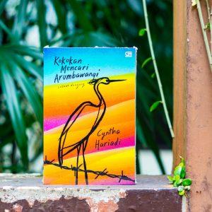 Buku Cyntha Hariadi