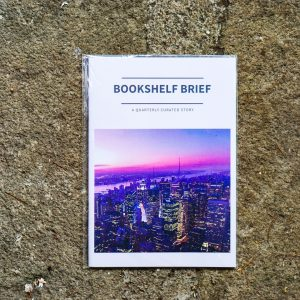 Zine Bookshelf Brief